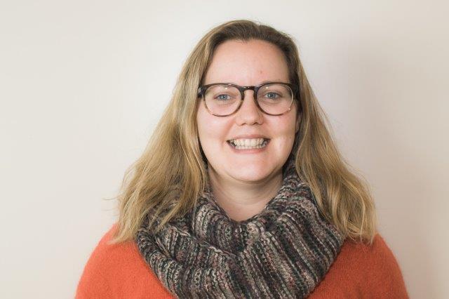 Catherine Van Laer : Co-teacher 1ste graad