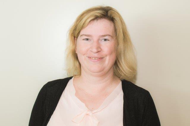 Cindy Borgers : Waarnemend directeur