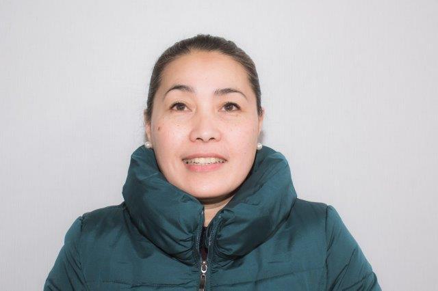 Rochelle Patalinjug : Toezichthoudster