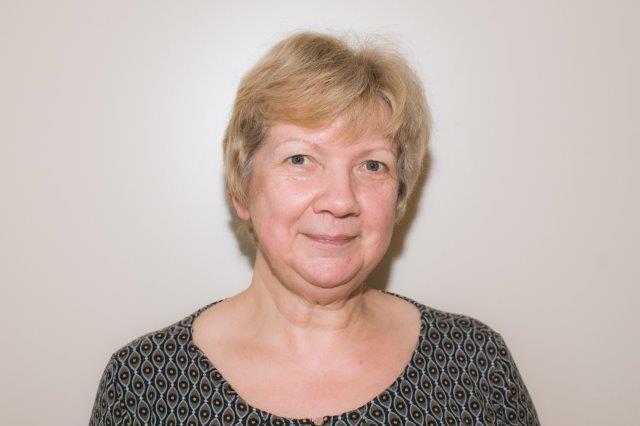 Ann Vandezande : Onderhoudspersoneel
