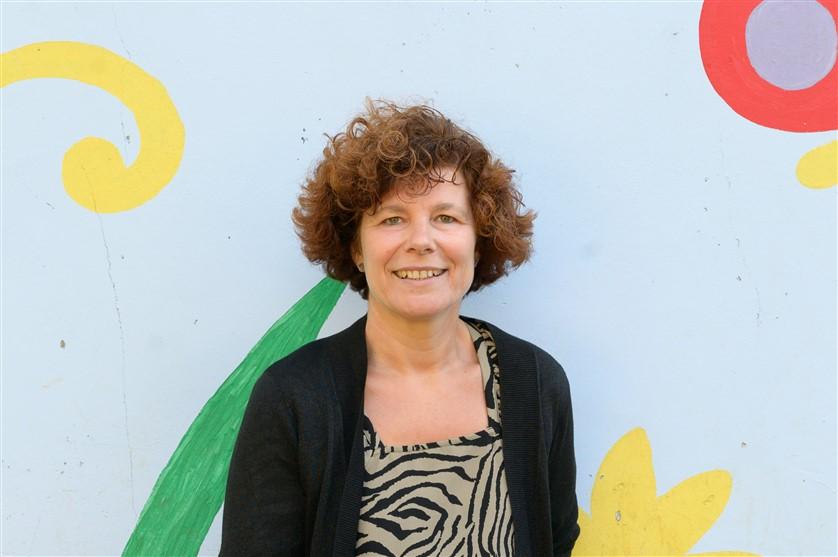 Annemie Maas : Derde kleuterklas B - De vlindetjesklas