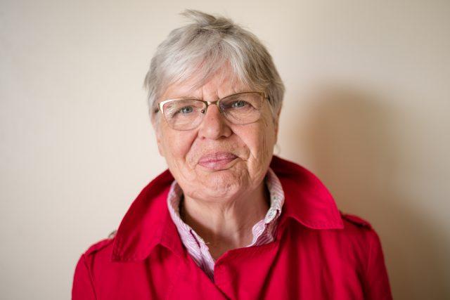 Françoise Devos : Toezichthoudster