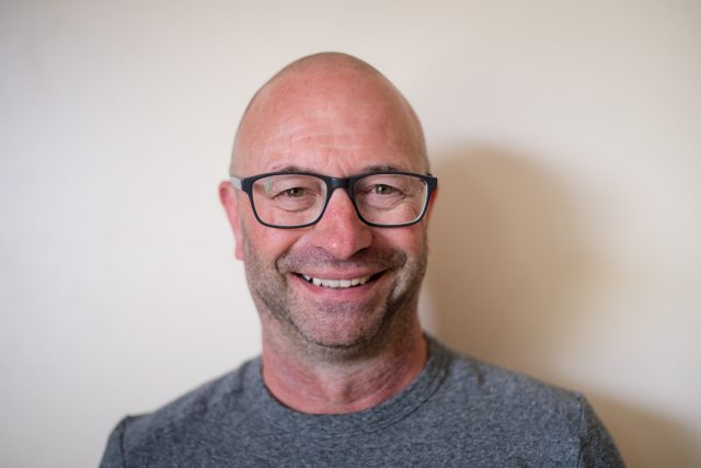 Marc Merckx : ICT Coördinator