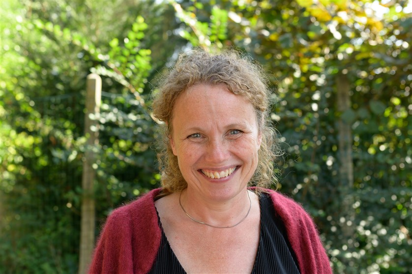 Arianne Pieters : Zorgcoördinator